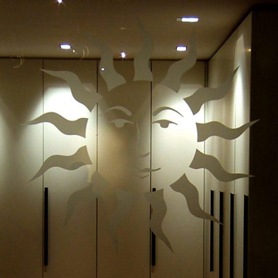 Porte cristallo su misura satinature e vetrofanie per decorare i vetri easytek w s - Oscurare vetri casa ...