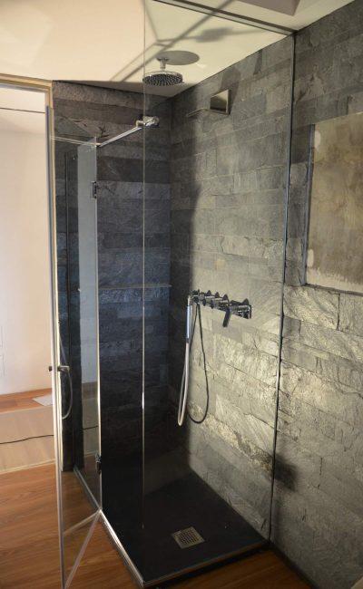 box doccia su misura altezza soffitto