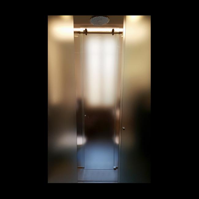 Doccia Passante Filo Pavimento: Best basic shower di makro piatti doccia with piatto. Chiedo ...