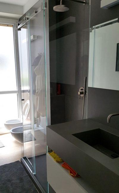 Box doccia tre lati su misura - Easytek